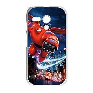Big Hero 6 FG0085579 Phone Back Case Customized Art Print Design Hard Shell Protection Motorola G