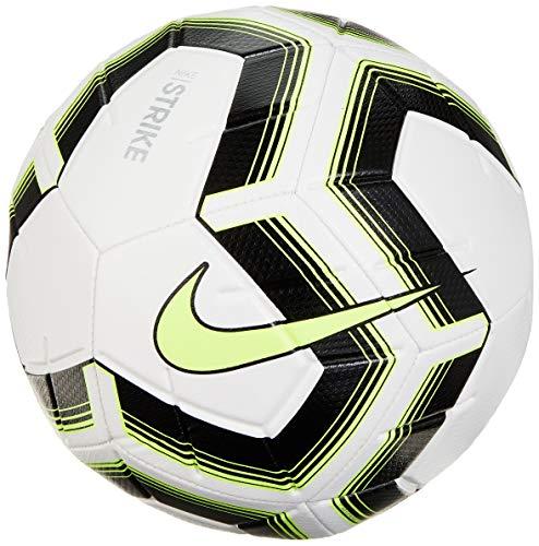 - Nike Strike Team Ball (White/Black/Volt) Size 5