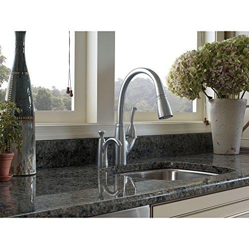 Delta Allora Pull Down Faucet - 8