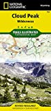Cloud Peak Wilderness (National Geographic Trails Illustrated Map)