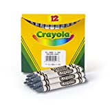 Crayola Bulk Crayons, Regular Size - Gray (52-0836-052)