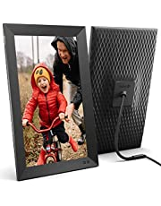 Nixplay Smart WiFi FHD Digital Picture Frame 15.6 Inch, Share Video and Photos Instantly via App or E-Mail
