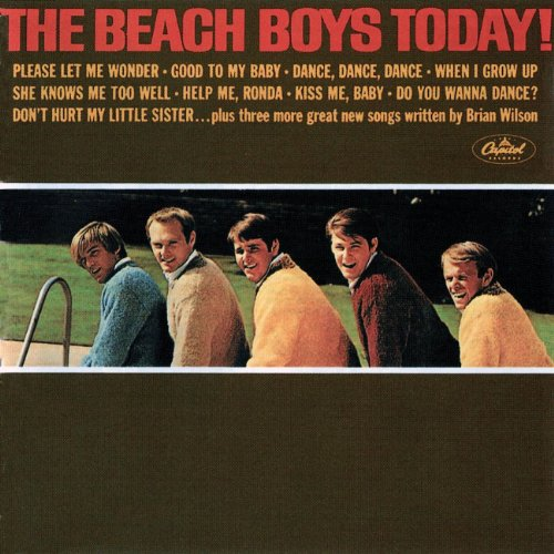Beach Boys Albums (The Beach Boys Today! (2001 - Remaster))