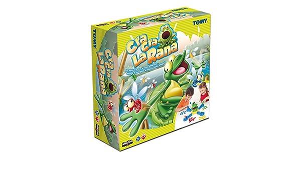 Amazon.com: The Box CRA CRA LA RANA Dalla Bocca LA: Toys & Games