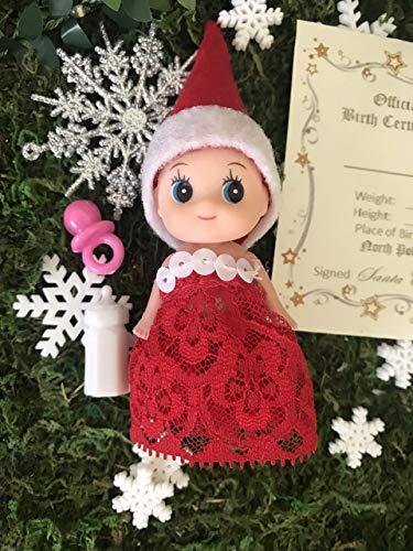 26862d8a19d Amazon.com  Baby Elf doll Joy