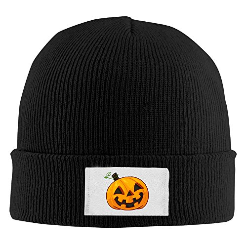 Creamfly Adult Halloween Pumpkin Wool Watch Cap