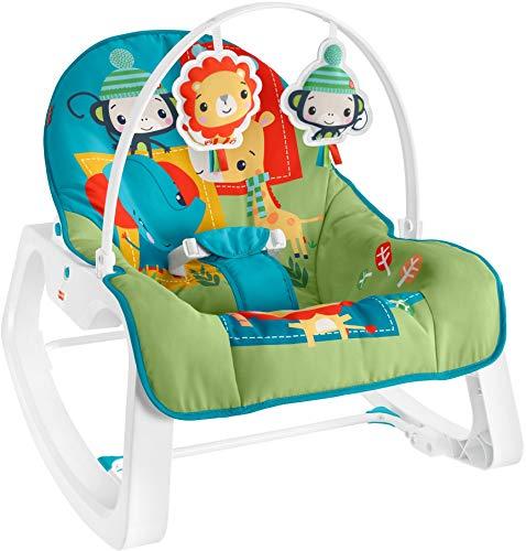Best Baby Rocker 2021 - Fisher-Price Infant-to-Toddler Rocker