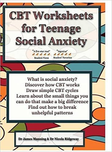 Cbt Worksheets For Teenage Social Anxiety: amazon the cbt manual on social anxiety for teenagers a cbt ,