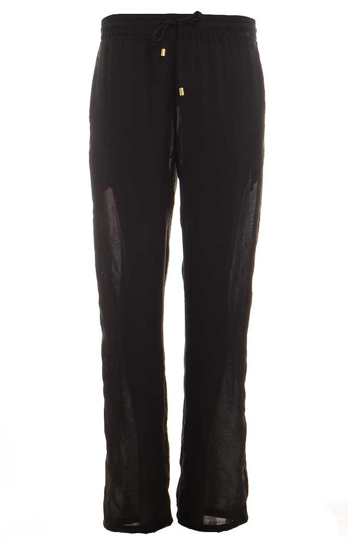 Bar III Women's Wide Leg Drawstring Pants