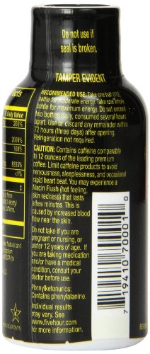 5 Hour Energy Extra Strength Drink, 24 Count, 1.93 Ounce