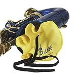 Andoer Saxophone Cleaning Care Kit Belt Thumb Rest