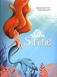 Sirène par Gaëlle Bantegnie