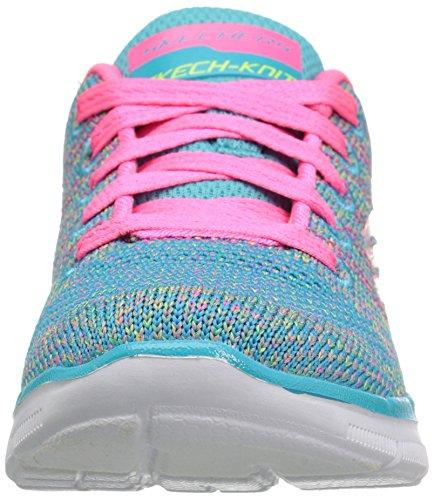 Zapatillas Multicolor Multicolor Girls '81655l Skechers vq6vTPx