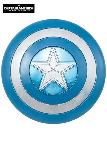 Rubies Captain America: The Winter Soldier Stealth Suit Costume Shield, -