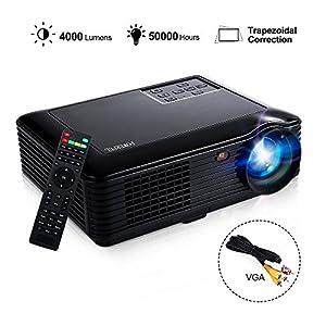 Joyhero Projector – Perfect budget projector