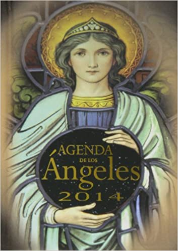 AGENDA DE LOS ANGELES 2014 (Hadas, Gnomos Y Duendes): Amazon ...