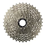 2015 Shimano Deore HG50 10 Speed Cassette Silver 11-36T
