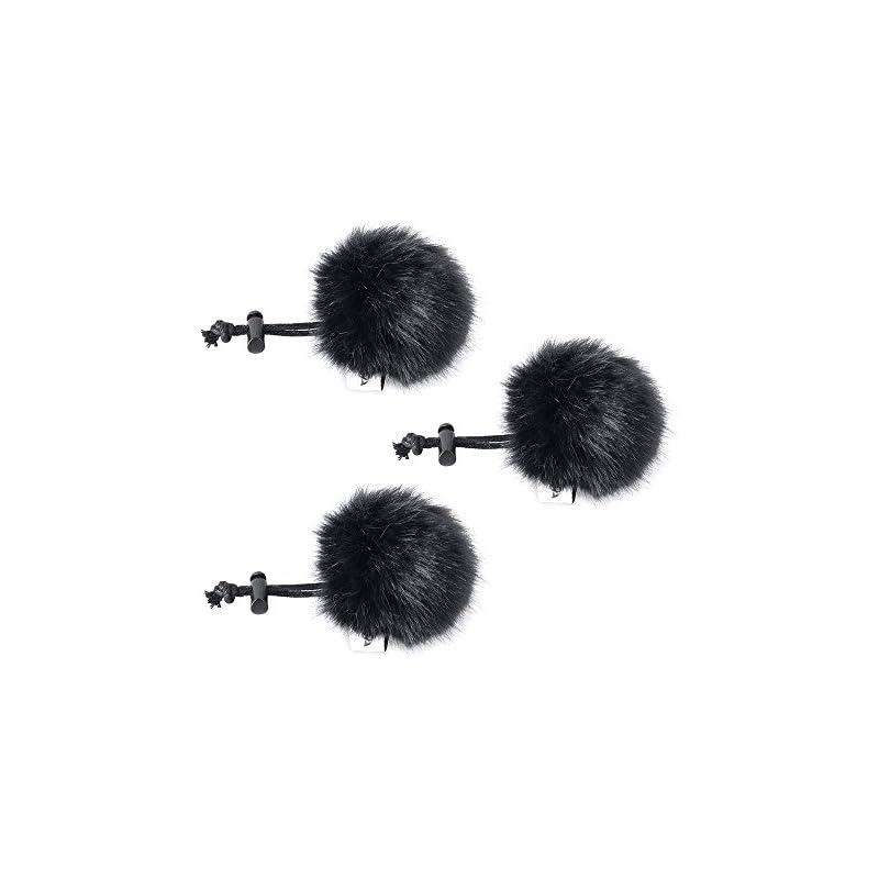 Comica CVM-MF1(B) Outdoor Furry Micropho