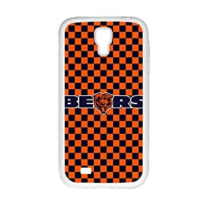Chicago Bears White Phone Case for Samsung Galaxy S4