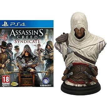 Assassins Creed: Syndicate + Busto Altaïr Ibn-LaAhad ...