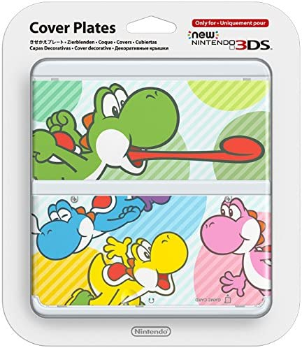 Nintendo - Cubierta 28, Yoshi Multicolor (New Nintendo 3Ds ...