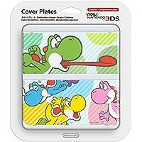 Nintendo - Cubierta 28, Yoshi Multicolor (New Nintendo