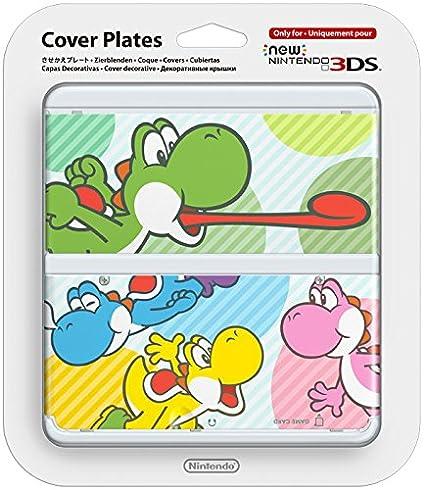Nintendo - Cubierta Toad, Color Verde (New Nintendo 3DS ...