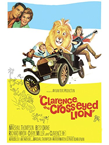 Clarence, The Cross-Eyed Lion
