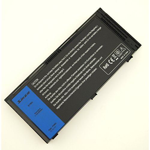 New M6600 Laptop Battery for Dell Precision M4600 M4700 M4800 M6600 M6700 M6800, Fits FV993 FJJ4W KJ321 PG6RC V7M28 X57F1 - [9Cell]