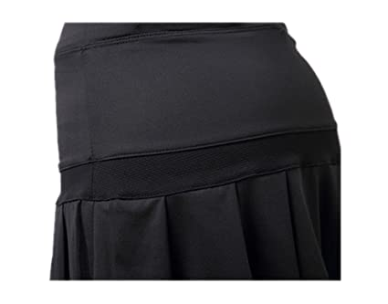 81b0cde9f2b G-Fengshang Women s Running Skorts High Waist Pleated Golf Tennis Skirts  Black  Amazon.co.uk  Clothing
