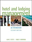 Hotel and Lodging Management:  An Introduction,Second Edition