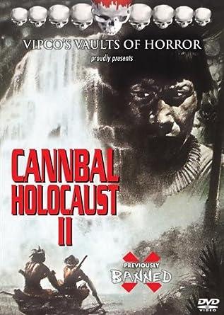 Cannibal Holocaust 2 DVD Region Free