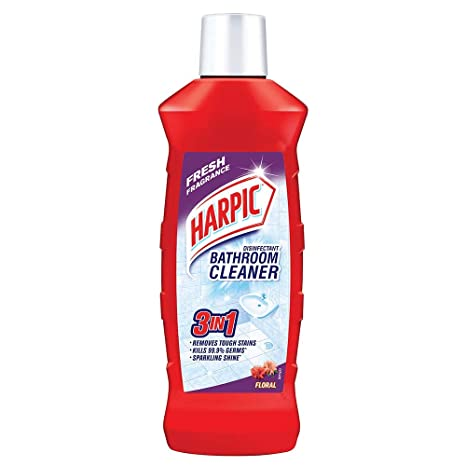 Harpic Bathroom Cleaner - 200 ml (Floral)