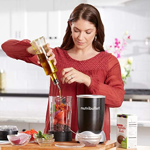 NUTRiBULLET Rx Blender and Food Processor, 1.27 L, 1700 W