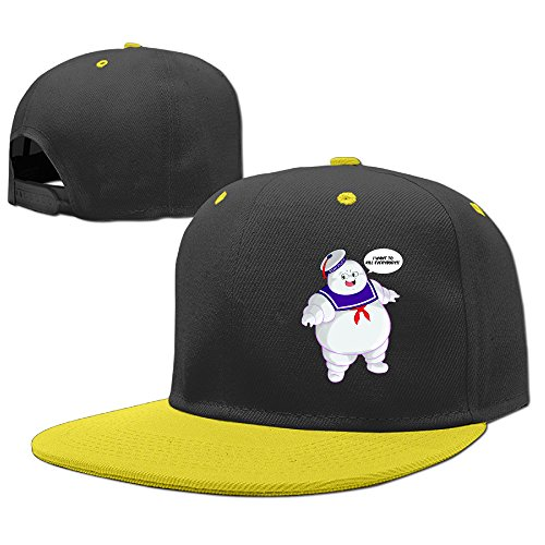 Boss-Seller Child'sFunny Stay Puft Ghostbusters By Christianimas Training Hiphop Yellow (How To Make Ghostbuster Costume)