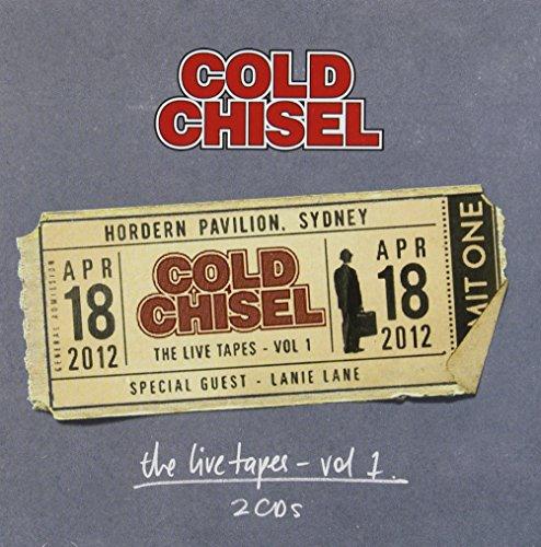 CD : Cold Chisel - Live Tapes 1: Hordern Pavilion 4/ 18/ 2012 (Australia - Import, 2 Disc)