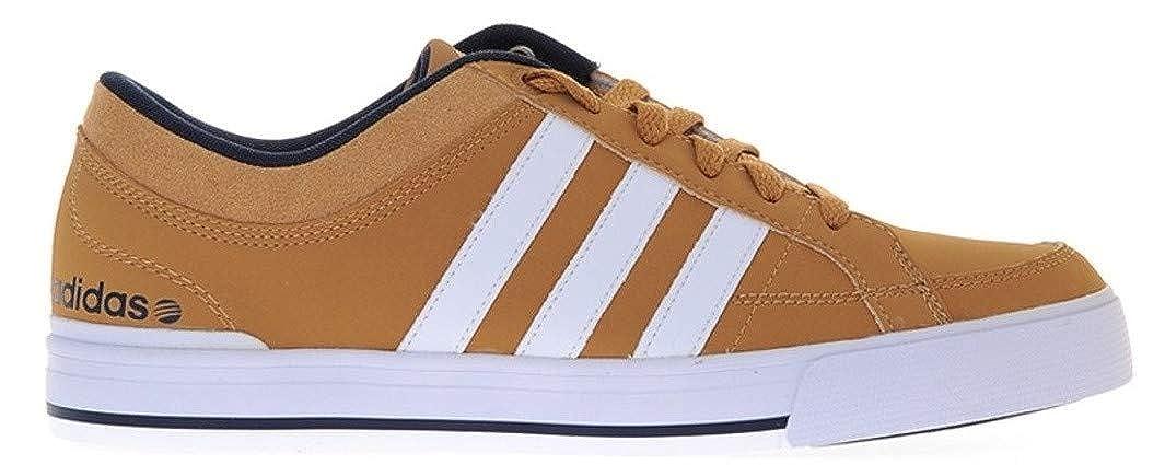Adidas Skool Schuhe Turnschuhe Turnschuhe Herren Gr. 42 UK8 braun