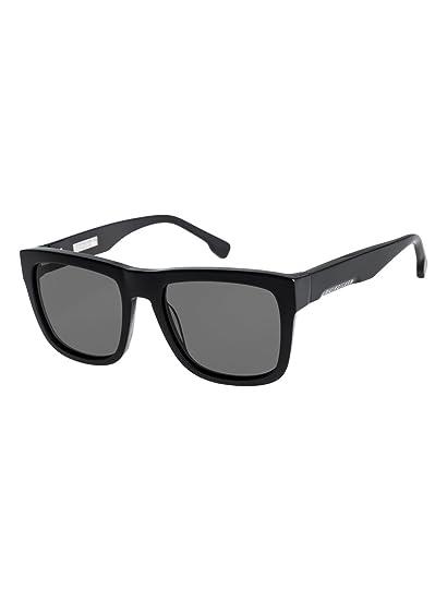 Quiksilver Nashville - Sunglasses for Men - Sunglasses - Men - ONE SIZE -  Black  Quiksilver  Amazon.co.uk  Clothing 2f10e39c8a