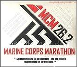 MCM Decal - MC Marathon Decal - MCM Marathon Decal - MCM Car Decal