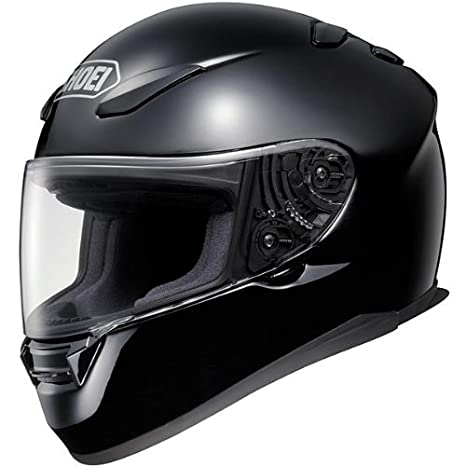 Amazon.com: Casco para motocicleta Shoei RF 1100 liso e ...
