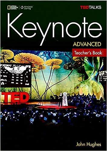 keynote Advanced Teacher's Book