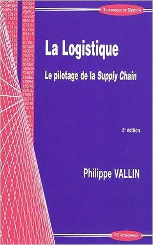 En ligne La logistique pdf, epub ebook