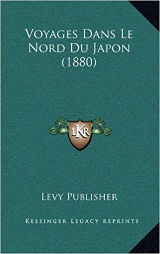 Livres gratuits en ligne Voyages Dans Le Nord Du Japon (1880) pdf ebook