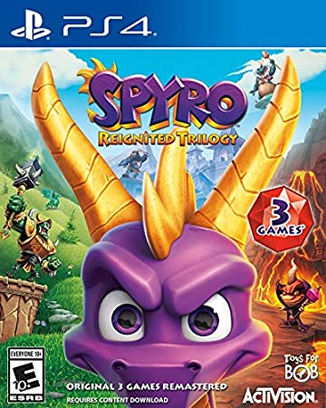 Spyro Reignited Trilogy - PS4 [Digital Code]