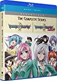 Rosario + Vampire: The Complete Series Cover - Blu-ray, Digital HD