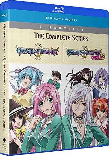 Rosario + Vampire: The Complete Series [Blu-ray]