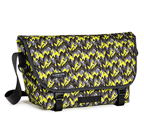Strap Timbuk2 Pad - Timbuk2 Classic Print Messenger Bag, Chevron Pop, Medium