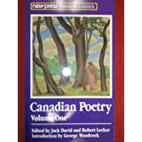 Canadian poetry