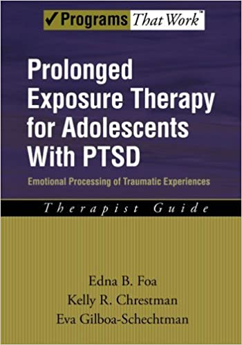 Prolonged Exposure Therapy for Adolescents with PTSD ...