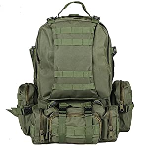 Outdoor Multifunctional Military Hiking Camping Tactical Combination Backpack